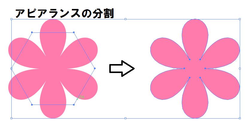 簡単!イラレで花のイラストを作成する方法