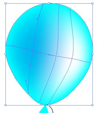 ジェリーや風船みたいな立体的的なグラデーションを 作成する方法 【Illustratorデザイン術】